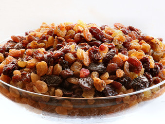 Organic Sultana Raisins, Sweeter than the Sweetest