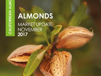 ALMOND MARKET UPDATE NOVEMBER 2017