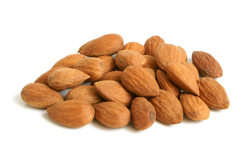 Organic Spanish Almonds