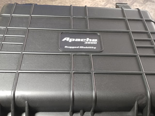 Apache carry case with pluck foam