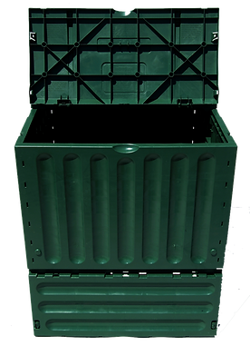 EK 600l komposztáló