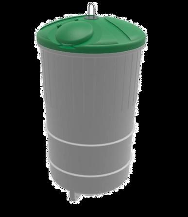 3000l szelektív hulladékgyűjtő edény