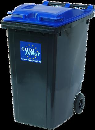 360l szelektív hulladékgyűjtő edény