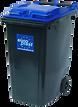 360l kommunális hulladékgyűjtő edény