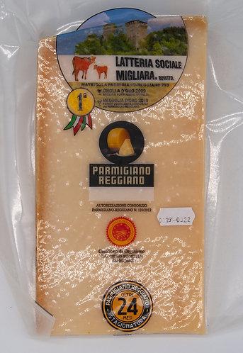 Parmigiano Reggiano Vacca Rossa 1kg oltre 24M