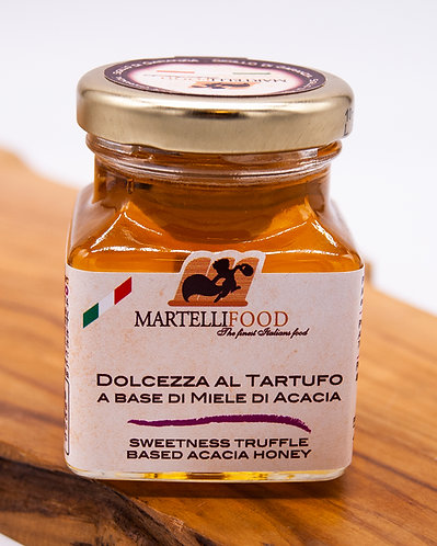 "Dolcezza al Tartufo ""Miele con Tartufo"""