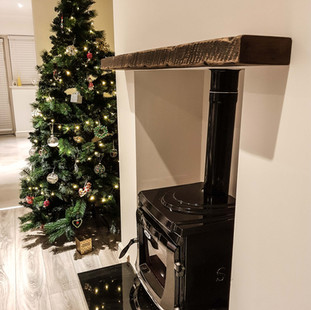 Fireplace Mantle-pieces