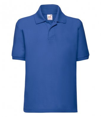 Cadet Polo Shirt - Royal Blue