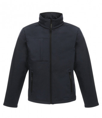 Staff Softshell Jacket - Navy Blue