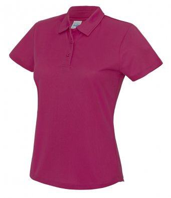 Just Cool Polo Shirt -Lady Fit