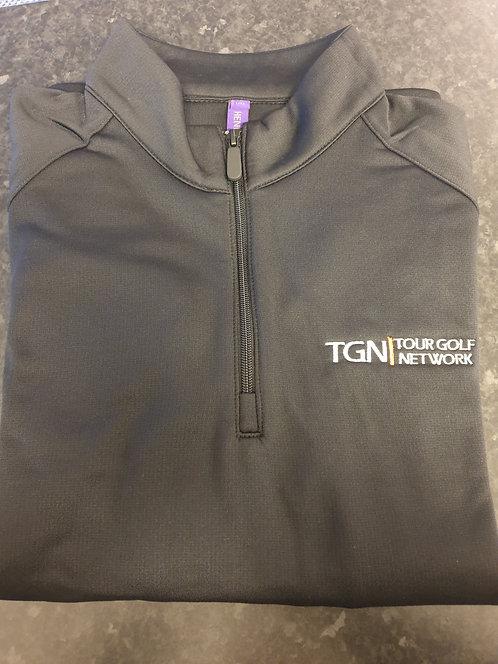 TGN - 1/4 Zip Club Top