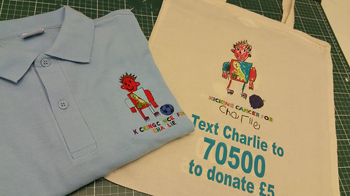 KCFC - Polo (Embroidered logo only)