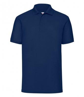 Staff Polo - Navy Blue