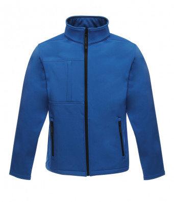 Junior Softshell Jacket - Oxford Blue