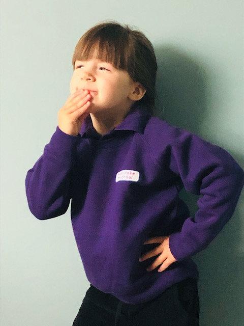 Alverstoke Pre School Sweatshirt