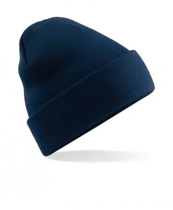 Woolly Hat - Navy