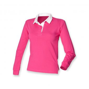 Haslar Happy Hour - Ladies Rugby Shirt