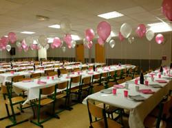 Une décoration rose et blanche !