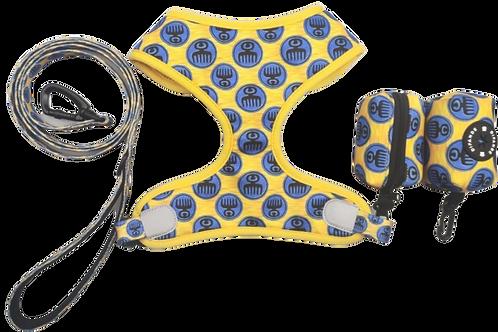 Pre-Order Dog Harness Set (Includes Leash, Harness and Poop Bag)