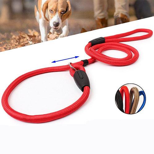 High Quality Rope Nylon Adjustable Dog Leash