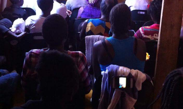 Preaching Sunday Service- Harare, Zimbabwe