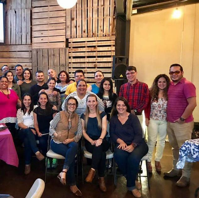 Foster/Adoptive Parent Training- San Pedro, Costa Rica