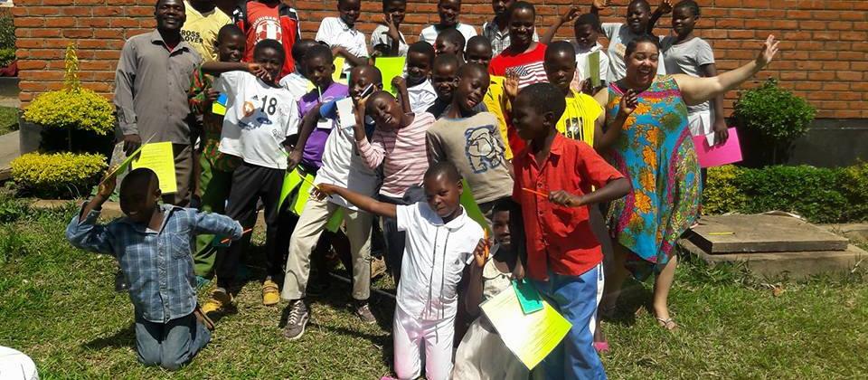"Youth ""Dream Big"" Workshop- Zomba, Malawi"