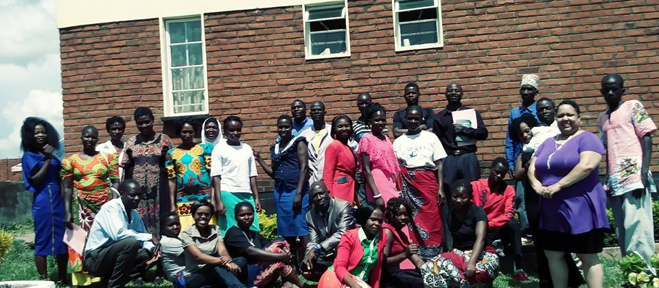 Foster Parent Traning- Zomba Malawi