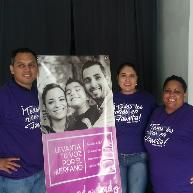 Foster Care Conference- Monterrey, Mexico