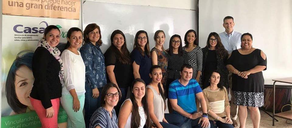Social Worker Training- San Juan, Costa Rica