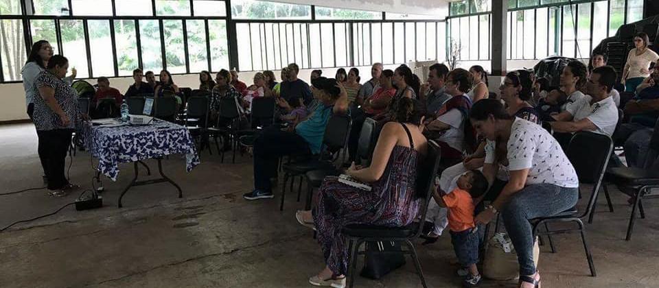 Foster/Adoptive Parents Training- Alajuela, Costa Rica
