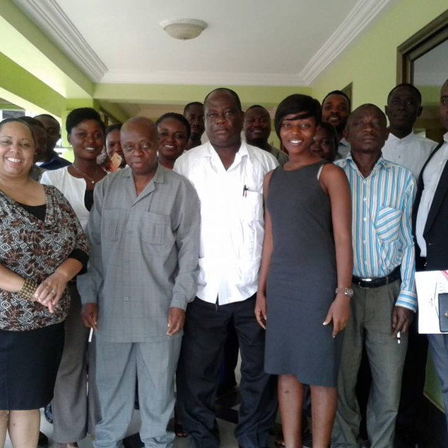 Social Worker Training- Accra, Ghana