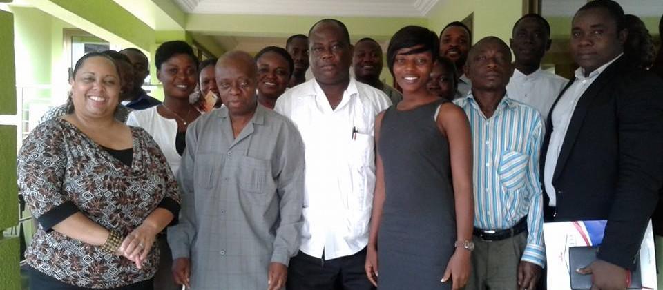 Social Worker Training- Accra, Ghana