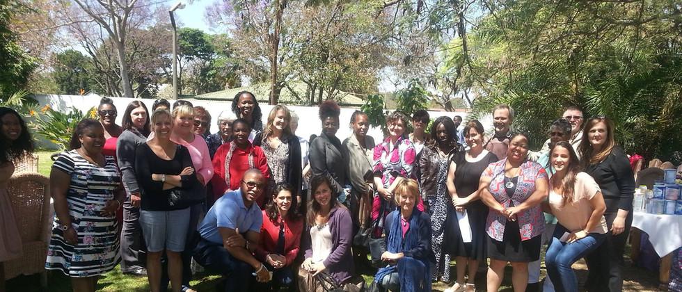Child Advocate Gathering- Harare, Zimbabwe