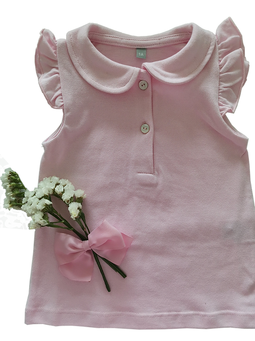 Polo baby pink