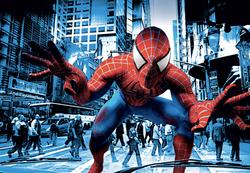 Spider Man: Turn Off The Dark