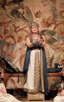 Aida at Metropolitan Opera House