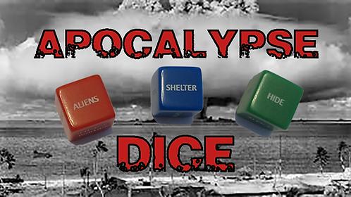 Apocalypse Action Dice