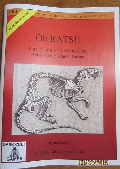 BR 4: Oh Rats!!
