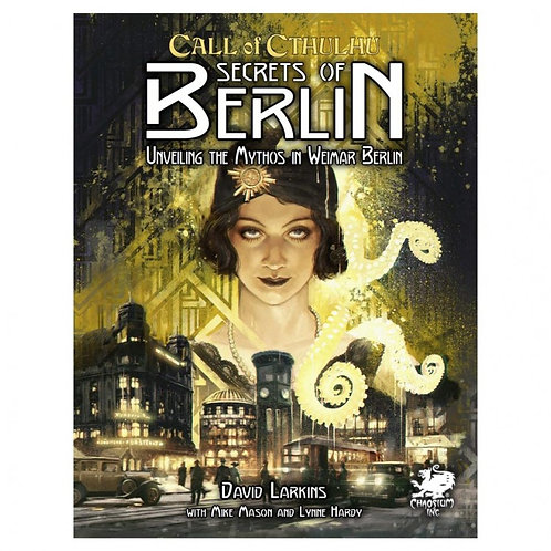 CoC: Berlin: The Wicked City