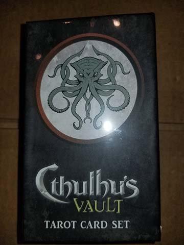 Cthulhu's Vault Tarot Cards