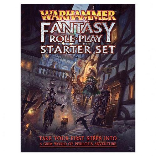Warhammer Fantasy RPG - Starter Set