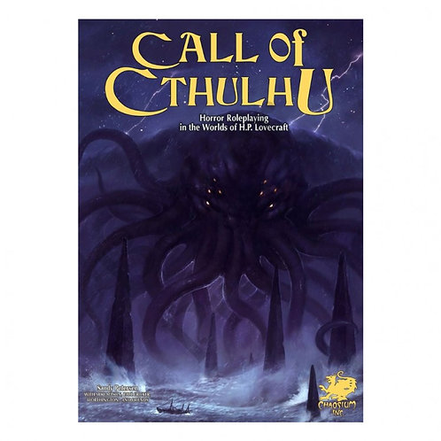 Call of Cthulhu 7E Rules