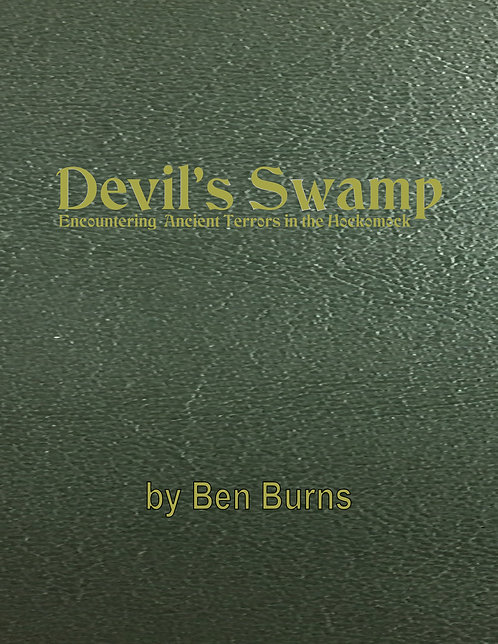 Devil's Swamp - Leather Collector's Edition