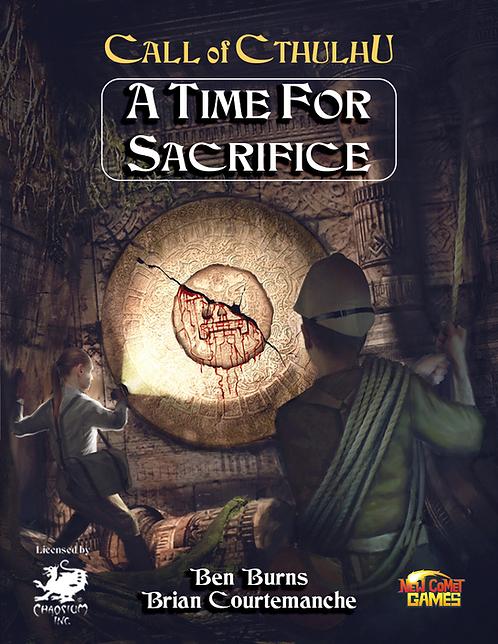 A Time For Sacrifice