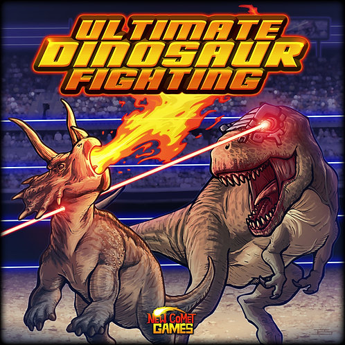 Ultimate Dinosaur Fighting v2.0