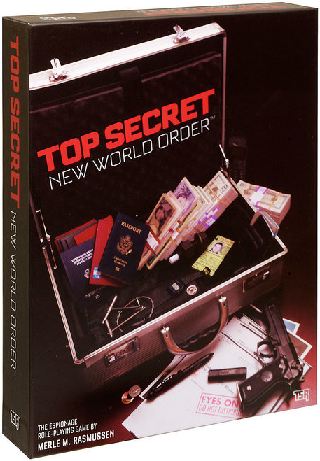 Top Secret: New World Order