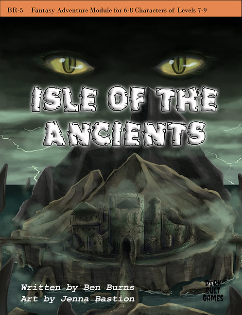 BR5: Isle of the Ancients