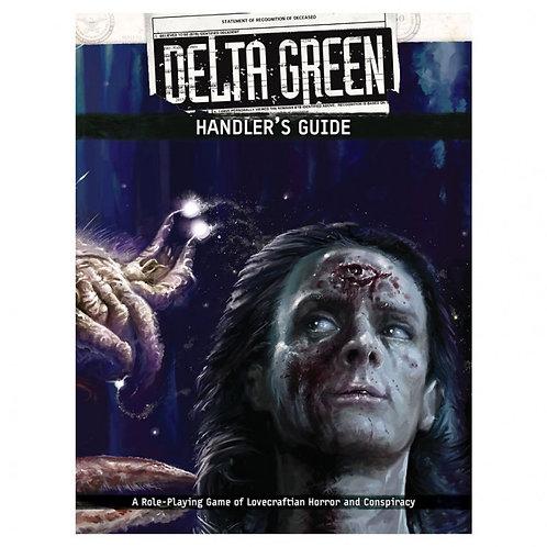 Delta Green: Handler's Guide