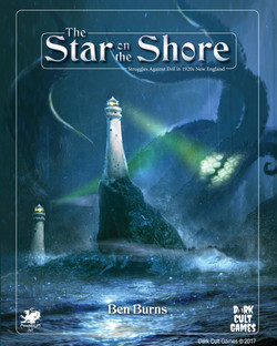 Star on the shore-front